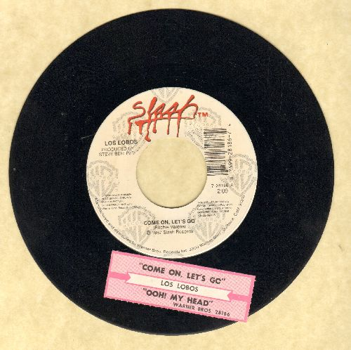 Lonzo & Oscar - Let Me Be The One No. 2/Wild Oats (with vintage Dot company sleeve) - EX8/ - 45 rpm Records