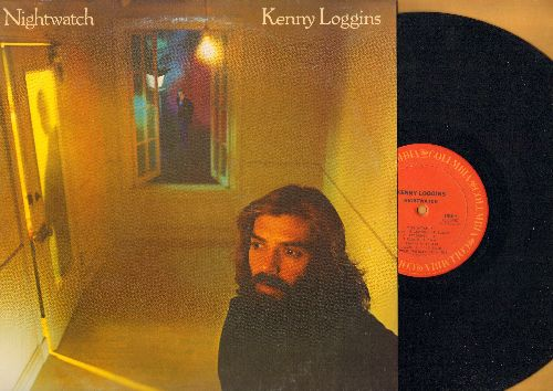 Loggins, Kenny - Nightwatch: What A Fool Believes, Down In The Boondocks, Wait A Little While (Vinyl STEREO LP record) - EX8/VG7 - LP Records
