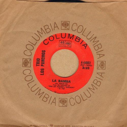 Trio Los Panchos - La Bamba/El Rancho Grande and Cielito Lindo (with Colkumbia company sleeve) - NM9/ - 45 rpm Records