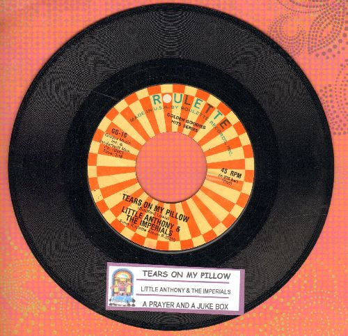 Staton, Dakota - Body And Soul/I Can't Get Started With You (7 inch 33rpm STEREO record with small spindle hole) - NM9/ - 45 rpm Records