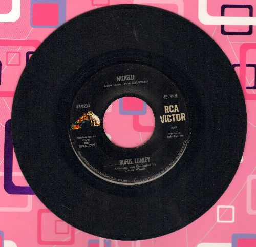 Lumley, Rufus - Michelle/Just Say Goodbye - EX8/ - 45 rpm Records