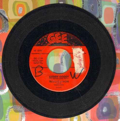 Lymon, Frankie - Goody Goody/Creation Of Love (sol, wol) - VG6/ - 45 rpm Records