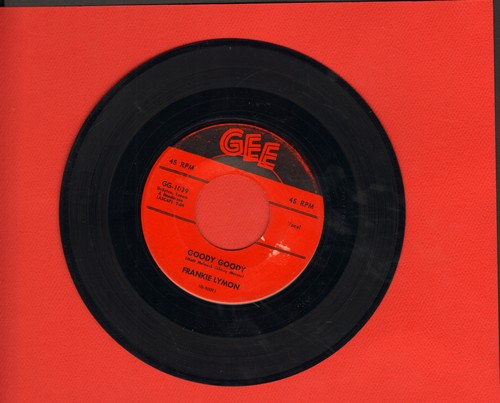 Lymon, Frankie - Goody Goody/Creation Of Love - EX8/ - 45 rpm Records