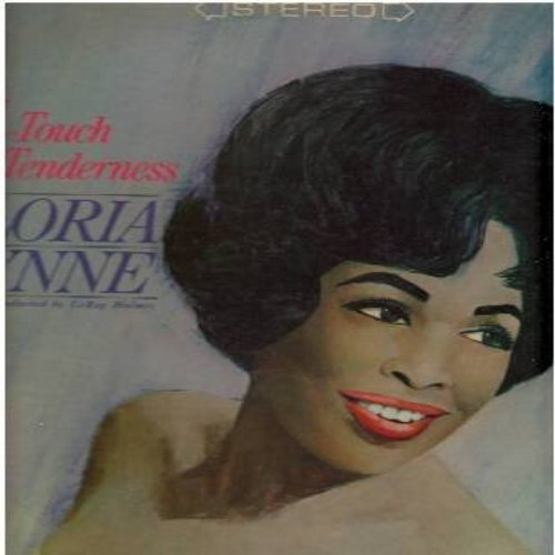 Lynne, Gloria - A Touch Of Tenderness: Bali Hai, Indian Love Call, Long Ag And Far Away, Be My Love, One Step From Heaven (Vinyl STEREO LP record) - NM9/EX8 - LP Records