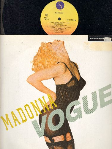 Madonna - Vogue (8:19 minutes 12