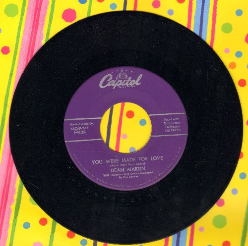 Martin, Dean - You Were Made For Me/It Takes So Long - NM9/ - 45 rpm Records