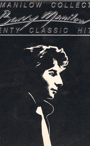Manilow, Barry - The Manilow Collection - 20 Classic Hits: Mandy, Copacabana, Memory, I Write The Songs, Can't Smile Without You (Vinyl LP record) - M10/EX8 - LP Records