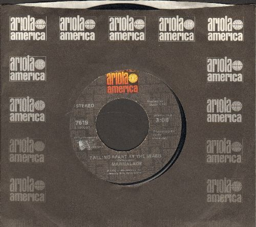 Marmalade - Falling Apart At The Seams/Fly, Fly, Fly (with Ariola company sleeve) - EX8/ - 45 rpm Records