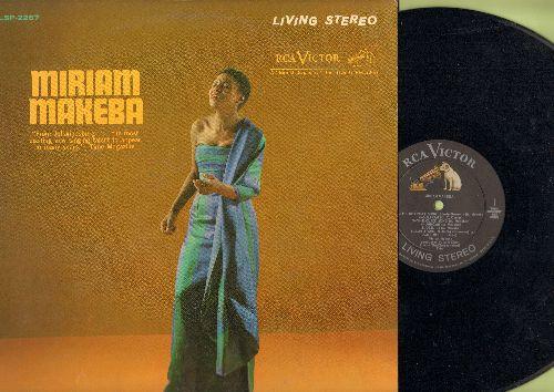 Makeba, Miriam - Miriam Makeba: House Of The Rising Sun, Suliram, Mbube, Olilili, Saduva, One More Dance (Vinyl STEREO LP record) - NM9/VG7 - LP Records