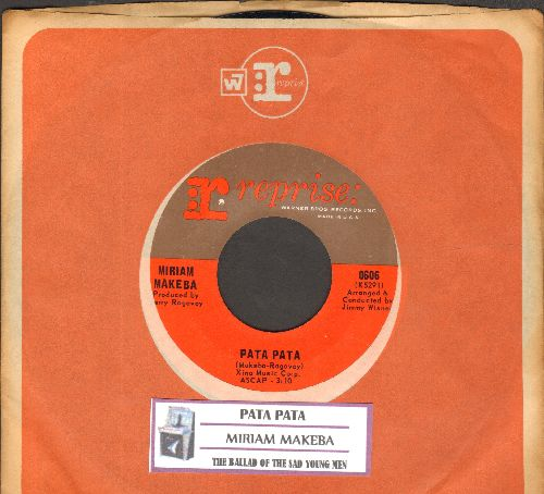 Four Aces - Dreamer/I Only Know I Love You (with vintage Decca company sleeve) - EX8/ - 45 rpm Records