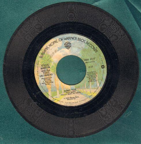 Martin, Steve - King Tut/Sally Goodin - VG7/ - 45 rpm Records