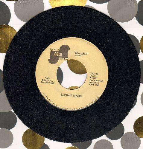 Mack, Lonnie - Memphis/Wham (re-issue) - NM9/ - 45 rpm Records
