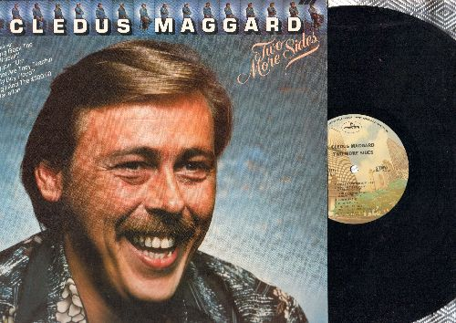 Maggard, Cledus - Two More Sides: Bring Back The Miniskirt!, Virgil And The $300 Vacation, Little Nags, The Banana Bowl (vinyl STEREO LP record) - NM9/NM9 - LP Records