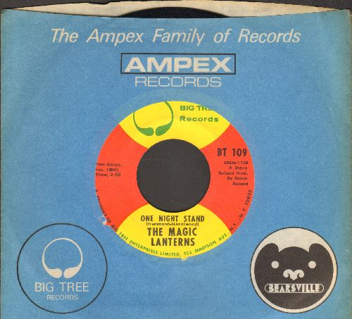 Magic Lantern - One Night Stand/Friscoe Annie (with RARE company sleeve) - EX8/ - 45 rpm Records
