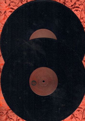 DiSembowelment - Transendendce Into The Periferal - RARE 2 vinyl Maxi Singles Set, Limited Edition 2012 Pressing. - NM9/ - Maxi Singles