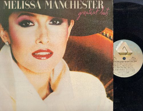 Manchester, Melissa - Greatest Hits: Don't Cry Out Loud, Through The Eyes Of Love, You Should Hear How She Talks About You (vinyl LP record) - NM9/NM9 - LP Records