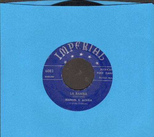 Acuna, Samuel S. - La Bamba/La Mesticita - VG6/ - 45 rpm Records