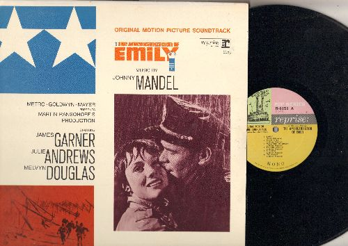 Mandel, Johnny - The Americanization Of Emily - Original Motion Picture Soundtrack (vinyl MONO LP record) - NM9/NM9 - LP Records