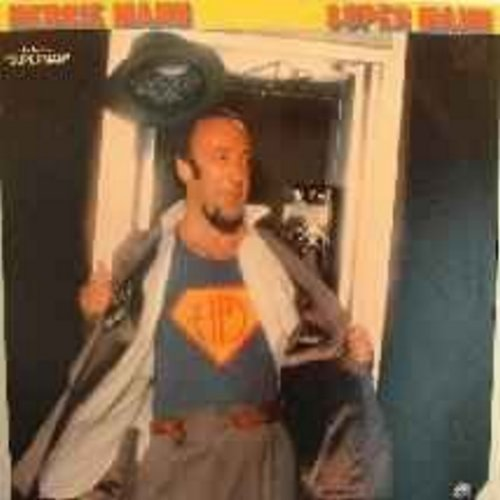Mann, Herbie - Super Mann: Includes extended dance version of the Disco-Hit Superman - M10/EX8 - LP Records