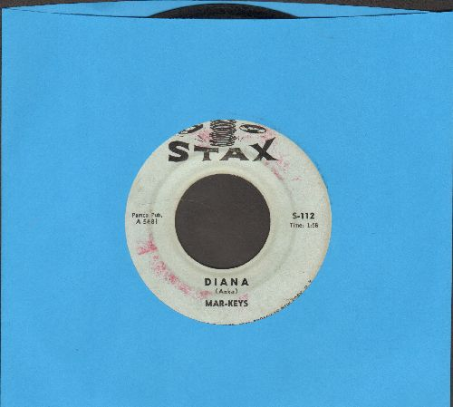 Mar-Keys - Diana/Morning After - VG7/ - 45 rpm Records