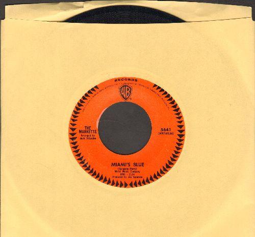 Marketts - Miami's Blue/Napoleon's Solo - NM9/ - 45 rpm Records