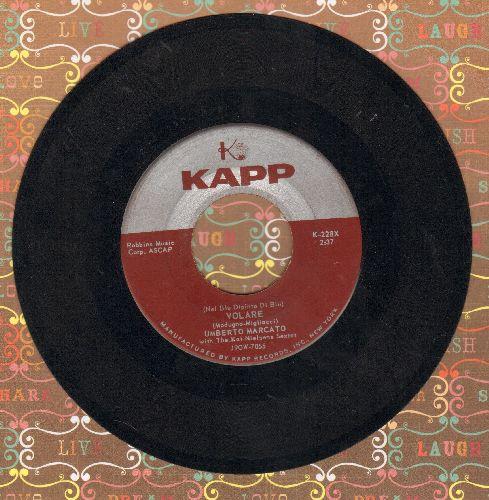 Marcato, Umberto - (Nel Blu Dipinto Di Blu) Volare/Autumn Concerto - EX8/ - 45 rpm Records