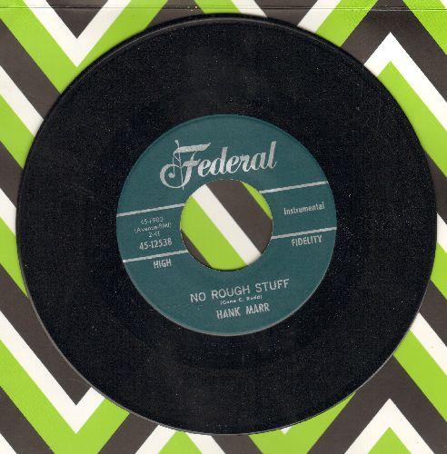 Marr, Hank - No Roght Stuff/Silver Spoon - NM9/ - 45 rpm Records