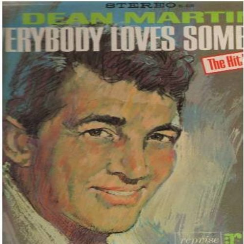 Martin, Dean - Everybody Loves Somebody: Corrine Corrina, Your Other Love, A Little Voice, Baby-O (Vinyl STEREO LP record) - NM9/EX8 - LP Records