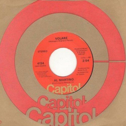 Martino, Al - Volare/You Belong To Me - EX8/ - 45 rpm Records