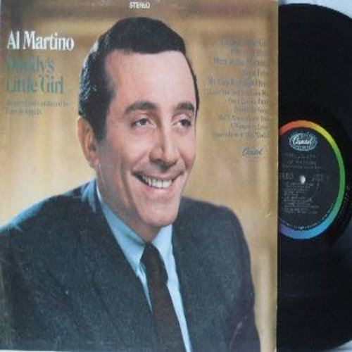 Martino, Al - Daddy's Little Girl: Mary In The Morning, Born Free, This Is My Song, Once Upon A Time (Vinyl STEREO LP record) - NM9/EX8 - LP Records
