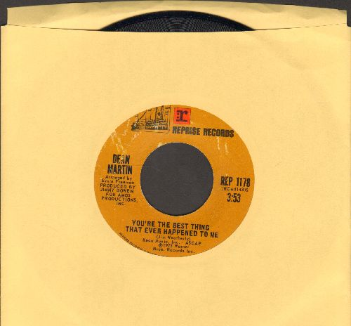 Martin, Dean - You're The Best Thing That Ever Happened To Me/Free To Carry On - NM9/ - 45 rpm Records