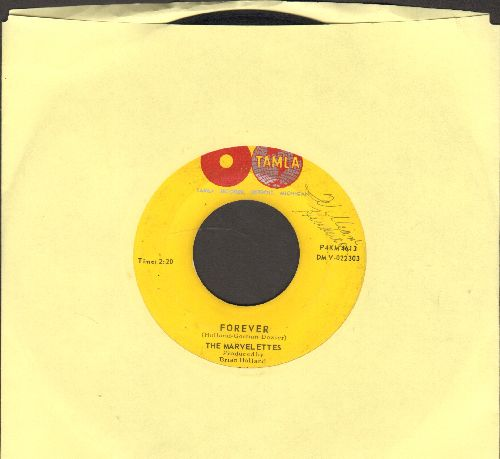 Marvelettes - Forever/Locking Up My Heart - VG7/ - 45 rpm Records