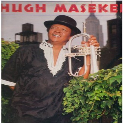 Masekela, Hugh - If You Don't Know Me By Now (double-A-sided 12 inch 33rpm Maxi single with picture cover) - NM9/EX8 - LP Records