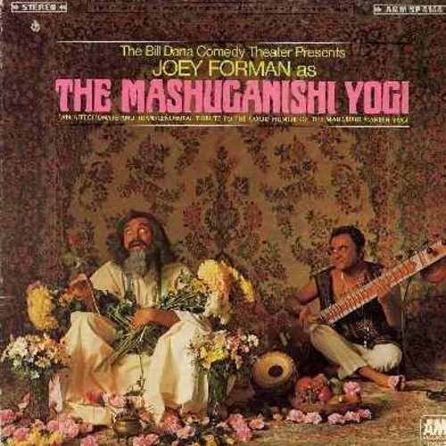 Forman, Joey - The Mashuganishi Yogi - Hilarious Comedy Routines from the