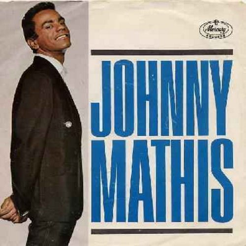 Mathis, Johnny - Your Teenage Dreams/Come Back (with picture sleeve) (bb) - NM9/EX8 - 45 rpm Records