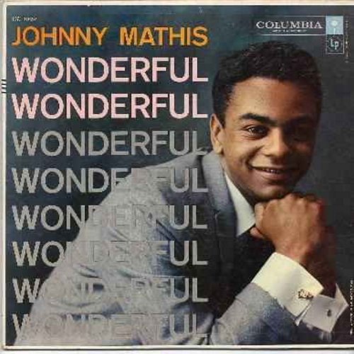 Mathis, Johnny - Wonderful: That Old Black Magic, Too Close For Comfort, In The Wee Small Hours Of Morning, Early Autumn, You Stepped Out Of A Dream (Vinyl LP record) - EX8/NM9 - LP Records