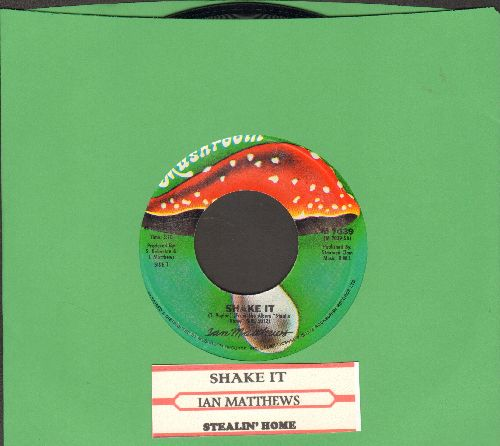 Matthews, Ian - Shake It/Stealin' Home - NM9/ - 45 rpm Records