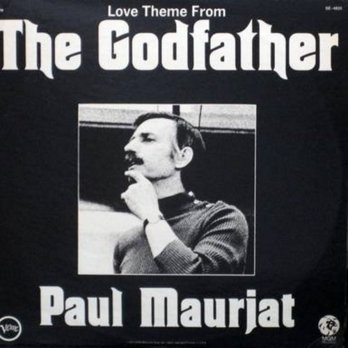 Mauriat, Paul - Love Theme From The Godfather: Acropolis Adieu, Butterfly, La Fontaine (Vinyl STEREO LP record) - NM9/EX8 - LP Records