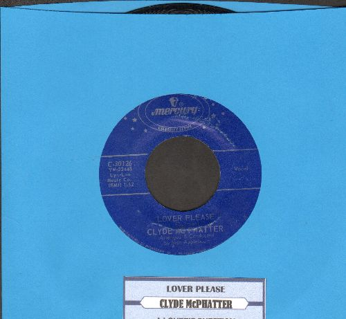 McPhatter, Clyde - Lover Please/A Lover's Question (double-hit re-issue with juke box label) - NM9/ - 45 rpm Records