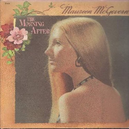 McGovern, Maureen - The Moring After (Oscar-Winning Song from film -Poseidon Adventure-): I Won't Last A Day Without You, Until It's Time For You To Go, Darlene, If I Wrote You A Song (vinyl STEREO LP record) - M10/EX8 - LP Records