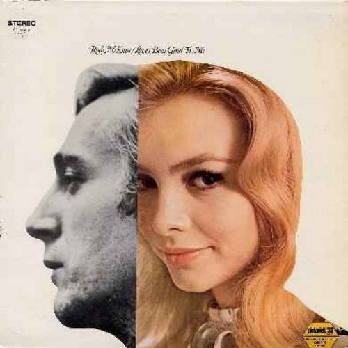 McKuen, Rod - Love's Been Good To Me: Seasons In The Sun, I Don't Know Who I Belong To, You Pass Me By, The World I Used To Know (vinyl STEREO LP record) - M10/EX8 - LP Records