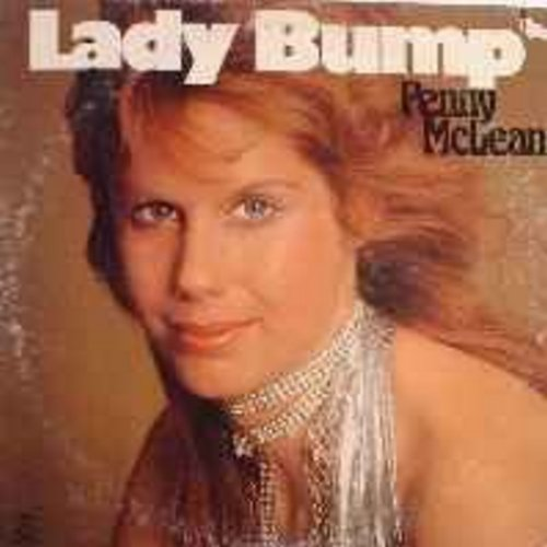 McLean, Penny - Lady Bump: Devil Eyes, The Whizard Bump, 1-2-3-4…Fire!, Smoke Gets In Your Eyes (the ultimate Dance LP by the Queen of Euro Disco) (Vinyl LP record) - M10/VG7 - LP Records