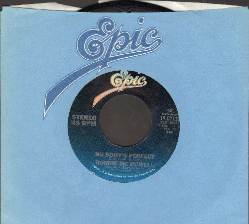 McDowell, Ronnie - No Body's Perfect/Older Women (with Epic company sleeve) - NM9/ - 45 rpm Records