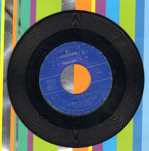 McPhatter, Clyde - A Lover's Question/Lover Please (double-hit re-issue) - EX8/ - 45 rpm Records