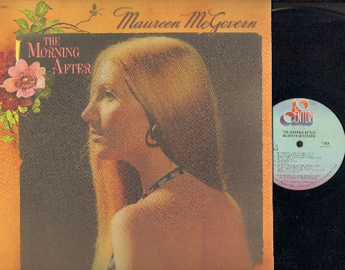 McGovern, Maureen - The Moring After (Oscar-Winning Song from film -Poseidon Adventure-): I Won't Last A Day Without You, Until It's Time For You To Go, Darlene, If I Wrote You A Song (Vinyl STEREO LP record) - NM9/NM9 - LP Records