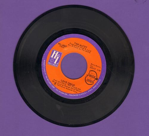 McCoy, Van - Love Child/Night Walk - EX8/ - 45 rpm Records
