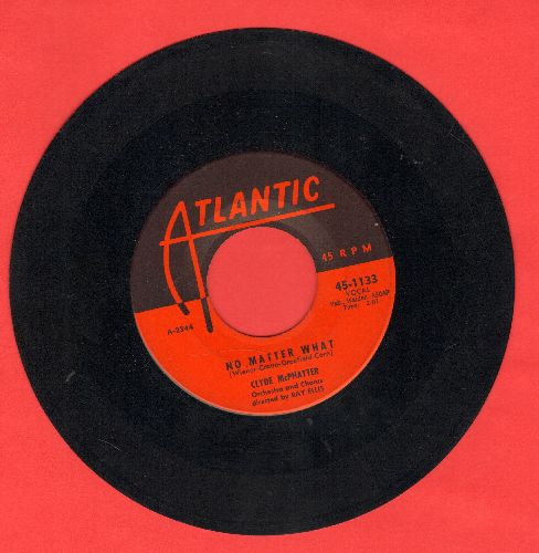 McPhatter, Clyde - No Matter What/Just To Hold My Hand - VG7/ - 45 rpm Records