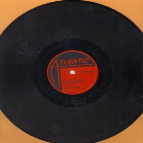 McPhatter, Clyde - Without Love (There Is Nothing)/I Make Believe (10 inch 78rpm record, NICE condition!) - NM9/ - 78 rpm