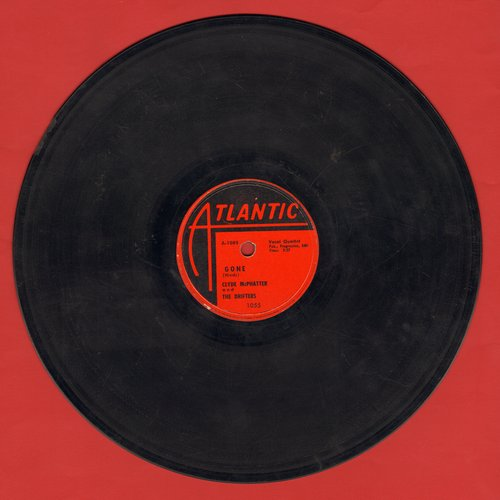 McPhatter, Clyde - Gone/What'Cha Gonna Do - VG7/ - 78 rpm