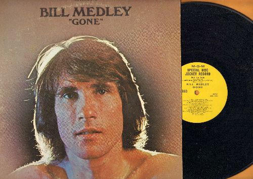 Medley, Bill - Gone: Let It Be, Bridge Over Troubled Water, Something, Evie (Winner of the International Song Festival in Rio De Janairo!), Peace Brother Peace (Vinyl STEREO LP record, DJ advance pressing) - EX8/EX8 - LP Records